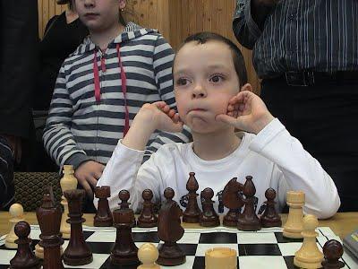 Az első sakkverseny