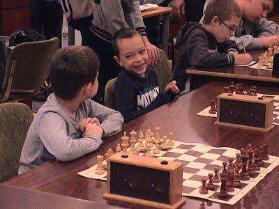 A legfiatalabb átlagéletkorú sakk csapat